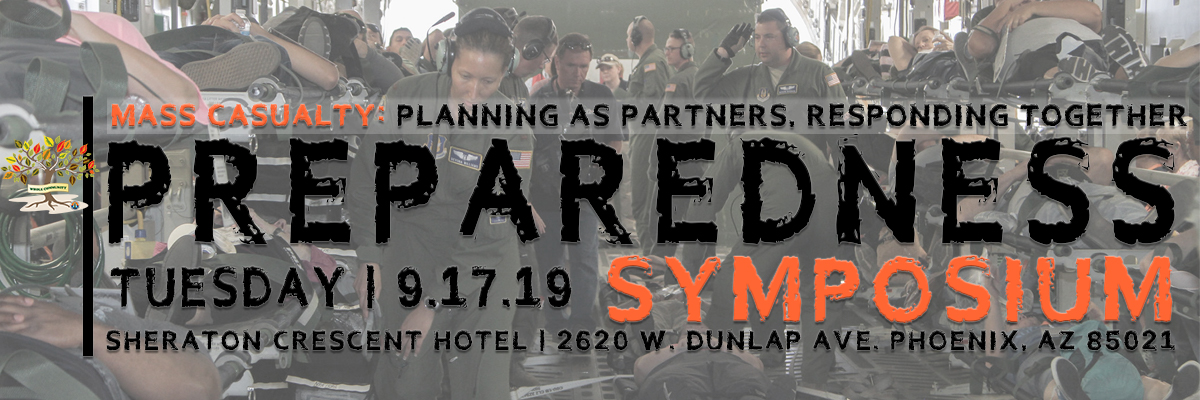 2019 Preparedness Symposium Website Banner