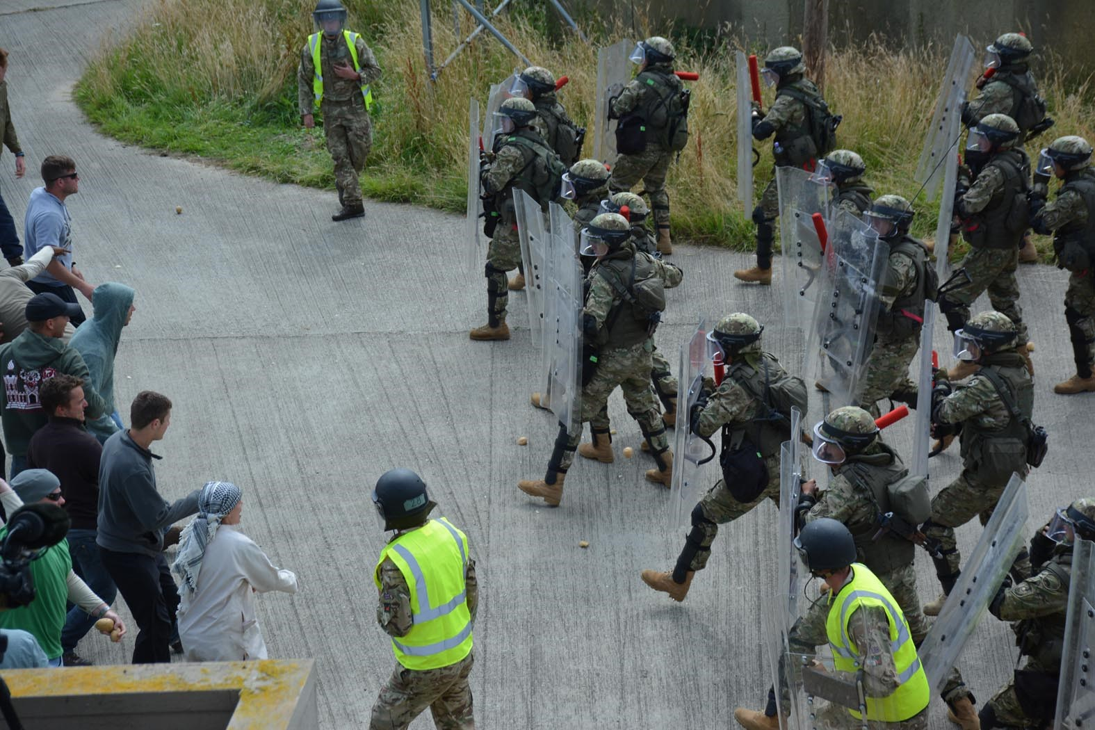 AZ Guard Soldiers participate in multi-national training