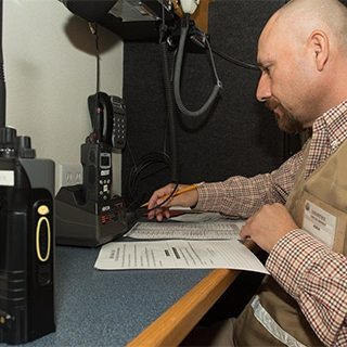 November 2014 Communications Exercise Photo by SSG Barbour