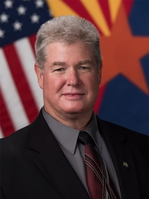 Emergency Management Division Director, Allen Clark