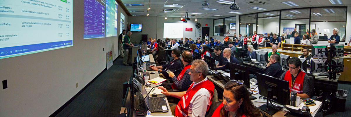 EOC during an exercise