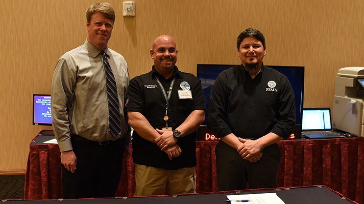 Cocopah Indian Tribe signed a memorandum of agreement to become an IPAWS COG on February 17, 2016.