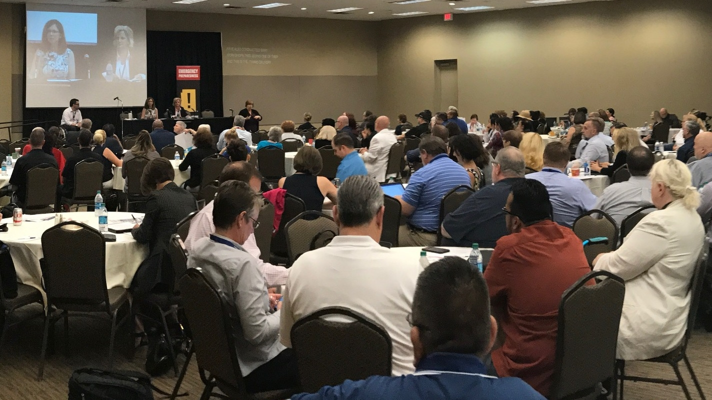 The Arizona Department of Health Services (ADHS) recently hosted the Arizona Partners in Preparedness Summit at the Desert Willow Conference Center in Phoenix