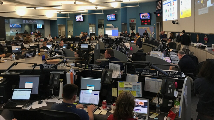 Florida Emergency Operations Center
