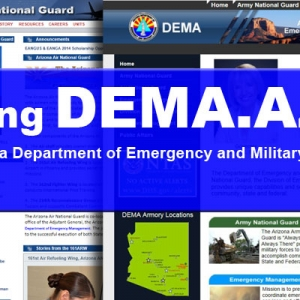 Introducing DEMA.AZ.GOV