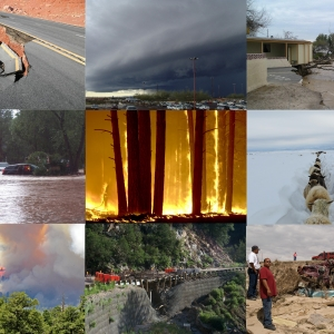 Images of Arizona events and disasters